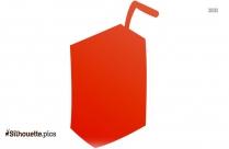 Softdrink Bottle Silhouette Icon