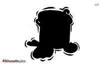 Soup Clipart Silhouette