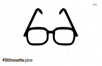Spectacles Silhouette