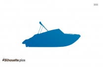 Sailboat Drawing Silhouette Background