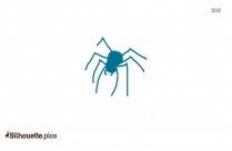 Spider Drawing Vector