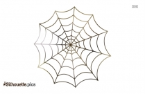 Spider Web Drawing Simple