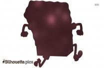 Cat Cartoon Clipart Silhouette