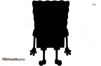 Spongebob Squarepants Silhouette