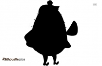 Cartoon Characters Spongebob Silhouette