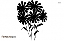 Fall Sunflower Silhouette Picture