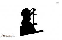 Squat Silhouette Vector And Graphics