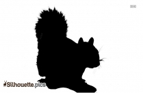 Squirrel Silhouette Png