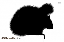 Cartoon Lion King Silhouette Clipart