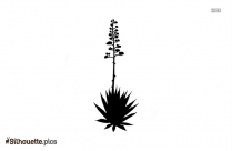 Stalk Bamboo Plant Silhouette Illustration