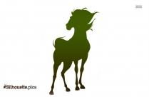 Free Horse Head Silhouette