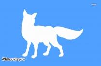 Dora The Explorer Fox Silhouette