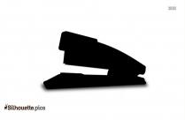 Stapler Silhouette Clip Art