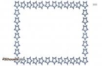 Star Border Silhouette Illustration Picture