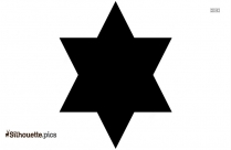 Star Of David Silhouette