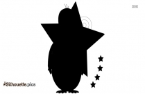 Penguin Silhouette Clipart
