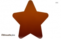 Star Silhouette Vector And Graphics