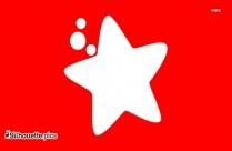 Starfish Silhouette Free Vector Image