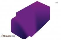 Paper Clip Vector Image Silhouette