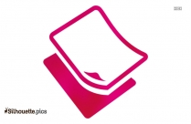 Stationery Papers Illustration Image