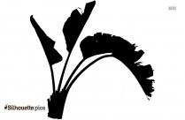 Plant In Pot Silhouette