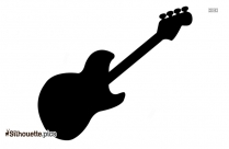 Best Guitar Silhouette Image