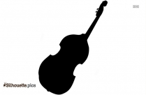 Music Instrument Violin Illustration Silhouette