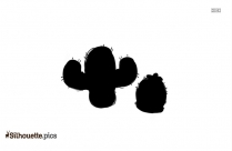 Strong Plants Clipart Silhouette