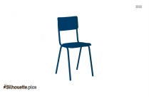 Swivel Chairs Clipart Silhouette
