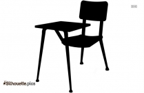 Sofa Settee Silhouette Drawing