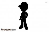 Pinocchio Disney Clipart Silhouette