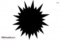 Free Sun Art Design Silhouette