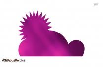 Sun And Cloud Icon Silhouette Clip Art