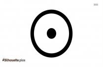 Gas Symbol Silhouette Clipart