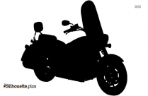 Scooter Silhouette Picture