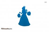 Rapunzel Silhouette Illustration Pics