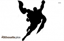 Superman Silhouette