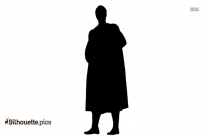 Superman Silhouette Background Image