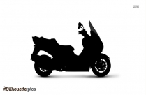 High End Bikes Silhouette Image And Vector