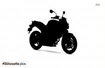 Suzuki Gladius Silhouette Icon