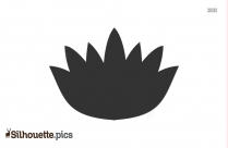 Lotus Silhouette Png