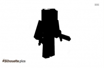 Death Cartoon Images Silhouette