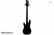 Sx Guitars Silhouette Art