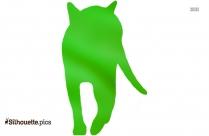 Cat Symbol Silhouette