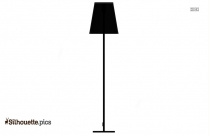 Table Lamp Silhouette Art