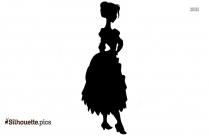 Tarzan Baboon Logo Silhouette For Download