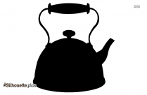 Tea Kettle Silhouette