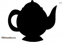 Coffee Pot Symbol Silhouette