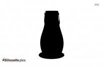 Tea Light Lantern Silhouette