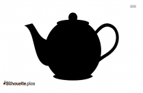 Kettle Silhouette Image